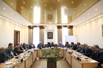 جلسه انجمن خیریه فرهنگ مصرف بهینه آب با ابتکار استاندار اصفهان تشکیل شد