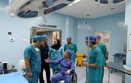 سه گردشگر امریکایی و اروپایی در کیش تحت عمل جراحی زیبایی قرار گرفتند
