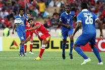 کسر امتیاز از باشگاه الهلال به خاطر وسوسه کردن بازیکن النصر