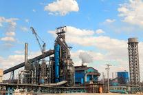 ثبت رکورد روزانه تولید چدن با دو کوره بلند در ذوب آهن اصفهان