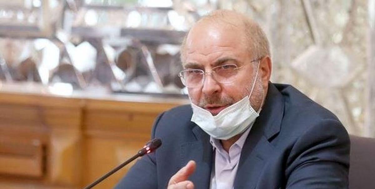 تاکید قالیباف ضرورت ایجاد همگرایی میان نمایندگان زن مجلس