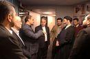 نمایندگان مجلس شورای اسلامی از شرکت آسیاتک بازدید کردند