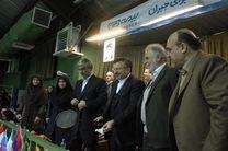 مراسم افتتاحیه بیست و ششمین دوره مسابقات بینالمللی بدمینتون دهه فجر برگزار شد