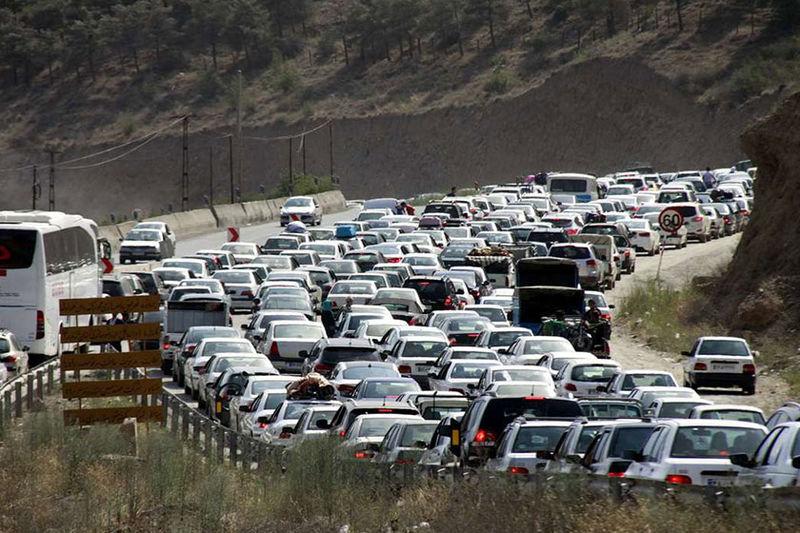 محدودیت های ترافیکی آخر هفته جاده ها اعلام شد