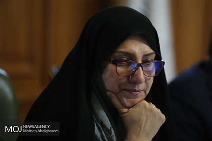 زهرا نژاد بهرام عضو شورای شهر تهران