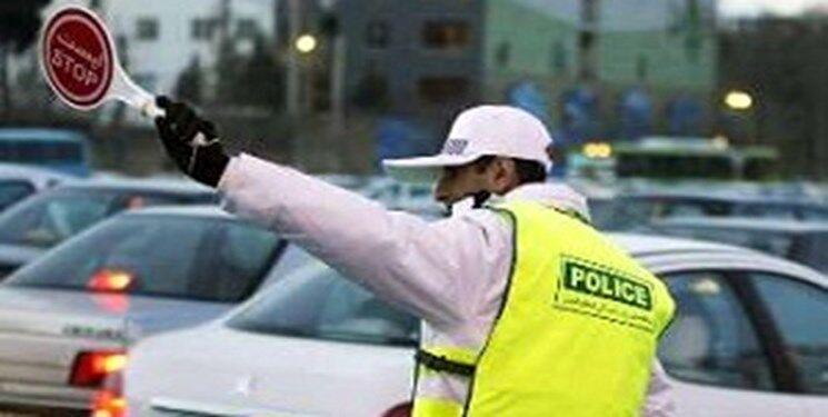 محدودیت ترافیکی در خیابان های غرب اصفهان