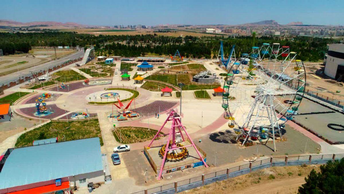 عملیات اجرایی شهربازی بوستان فدک آغاز میشود