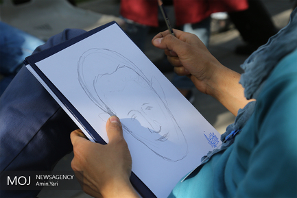 حضور شهردار تهران در جشن نوروزگاه