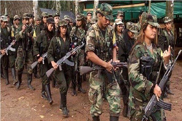 خلع سلاح شورشیان فارک در کلمبیا آغاز شد