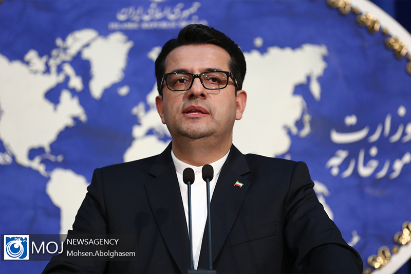 سخنگوی وزارت خارجه انفجار تروریستی در غرب بغداد را محکوم کرد
