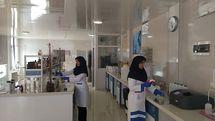 آزمایشگاه آب تصفیه خانه باباشیخعلی، آزمایشگاه برتر در بین تصفیه خانه های کشور شد