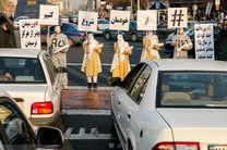 """راهاندازی کمپین """"از خود شروع کنیم"""" در راستای بهبود فرهنگ ترافیک شهری کرمانشاه"""