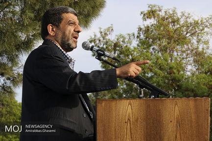 گرامیداشت شهیدان آوینی و صیاد شیرازی/عزت الله ضرغامی رییس سابق صدا و سیما