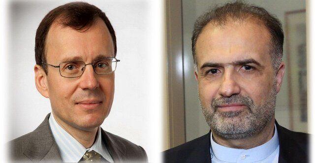 کاظم جلالی با معاون امور بین الملل شرکت دولتی روس اتم دیدار کرد