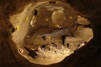 زیرساخت های لازم گردشگری در شهر زیرزمینی ارزانفود ایجاد شده است