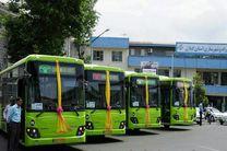 نخستین خط ویژه اتوبوس در کلانشهر رشت افتتاح شد