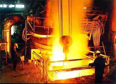 افزایش تولید  شرکت ذوبآهن اصفهان در 11 ماهه سال 96