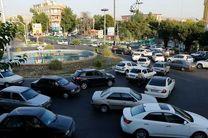 نشست زمین و ایجاد گودال در میدان الغدیر