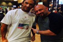 قهرمانان ایرانی با پرچم آمریکایی / آیا وزارت ورزش دوباره روسیاه میشود؟