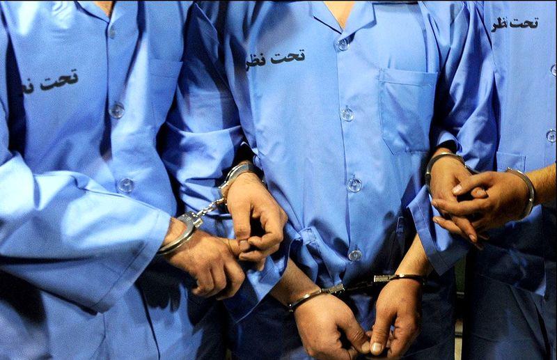 دستگیری 3 سارق منزل در اصفهان
