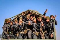 مرحله نهایی رزمایش تهاجمی پیامبر اعظم (ص) سپاه