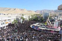 اجتماع عزاداران حسینی با مشارکت 90 هیئت مذهبی شهر ایلام برگزار می شود