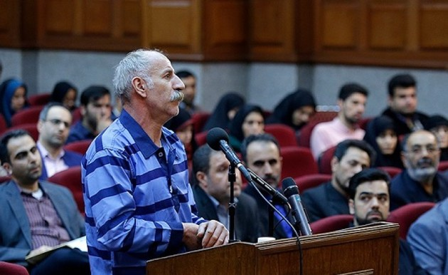 حکم قاتل سه مامور نیروی انتظامی در درگیری خیابان پاسداران اعلام شد