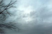 رگبار باران در ارتفاعات هرمزگان