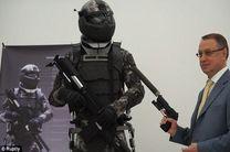 رونمایی از لباس رباتیک آینده سربازان روسیه
