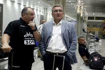 برانکو و دستیارانش به تهران بازگشتند