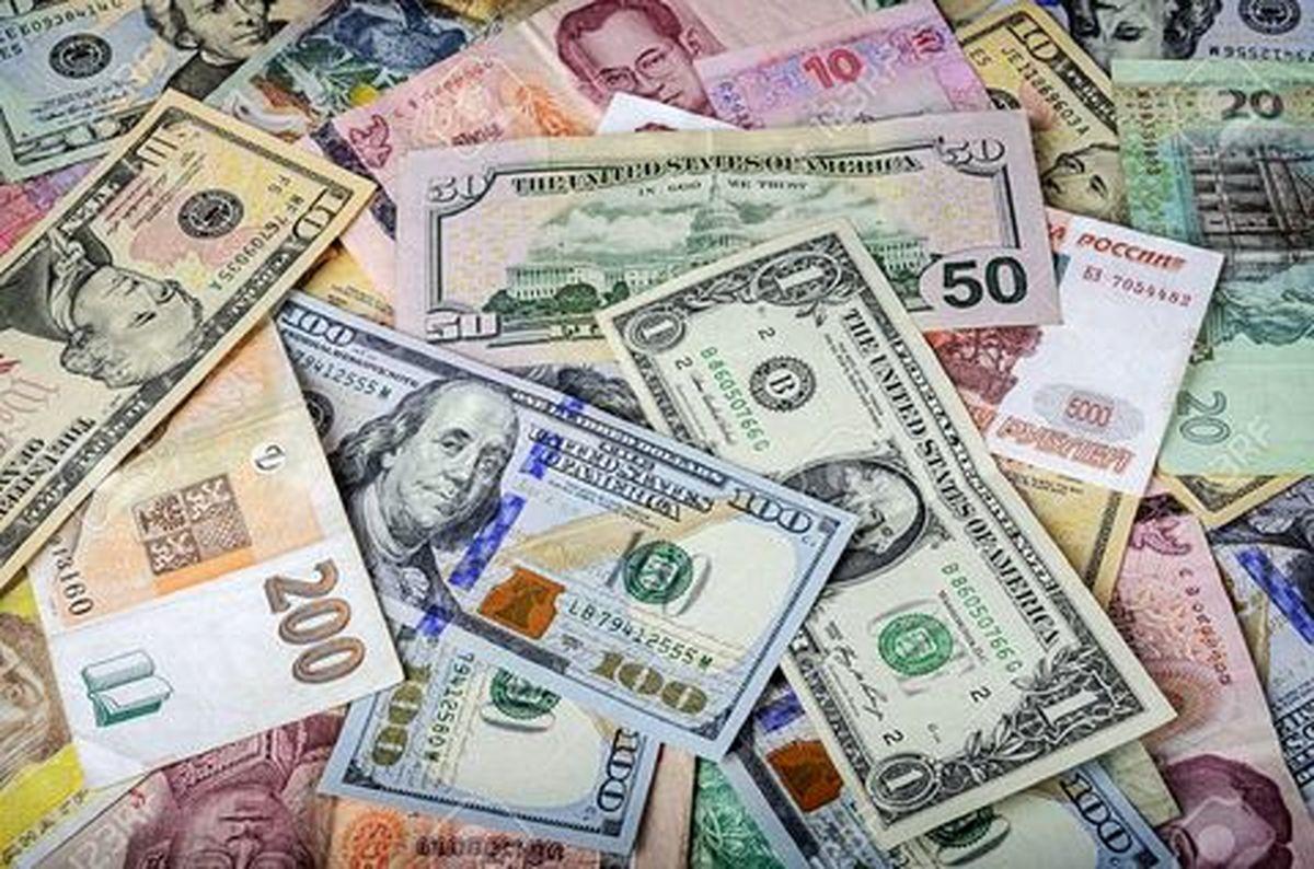 قیمت ارز در بازار آزاد تهران ۱۳ بهمن ۹۹/ قیمت دلار مشخص شد