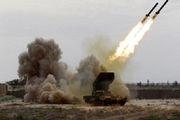 حمله موشکی ارتش یمن به مواضع متجاوزان سعودی