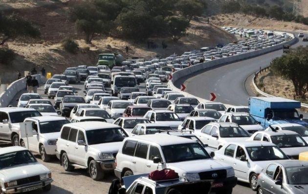 جدیدترین وضعیت جوی و ترافیکی جاده ها اعلام شد