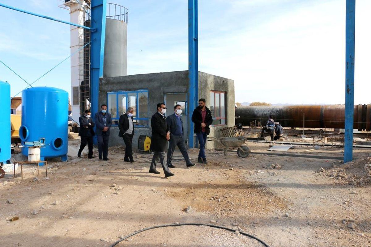 کارخانه تولید پودر میکرونیزه بنتونیت جاهد در خراسان جنوبی با تسهیلات بانک توسعه تعاون به بهرهبرداری میرسد