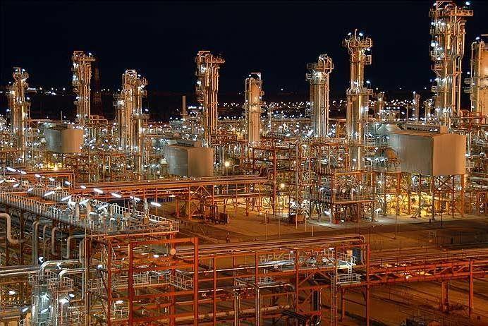افزایش تولید بنزین در پالایشگاه ستاره خلیج فارس