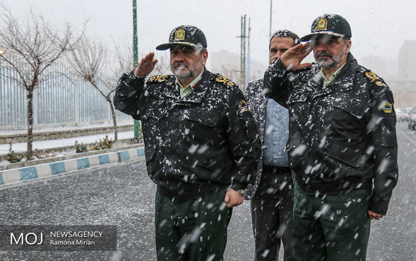 همایش ملی ناجا و تمدن نوین اسلامی