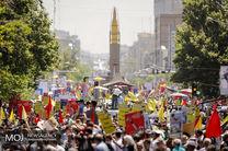 راهپیمایی روز جهانی قدس - تهران (1)