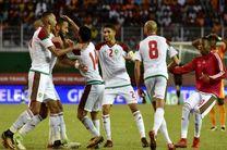 تیم فوتبال مراکش در سوئیس اردو می زند