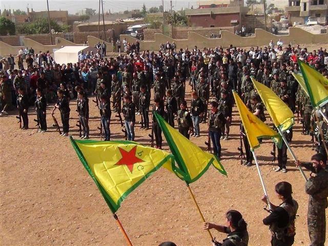 اجازه دهید کردهای سوریه سلاح خود را حفظ کنند