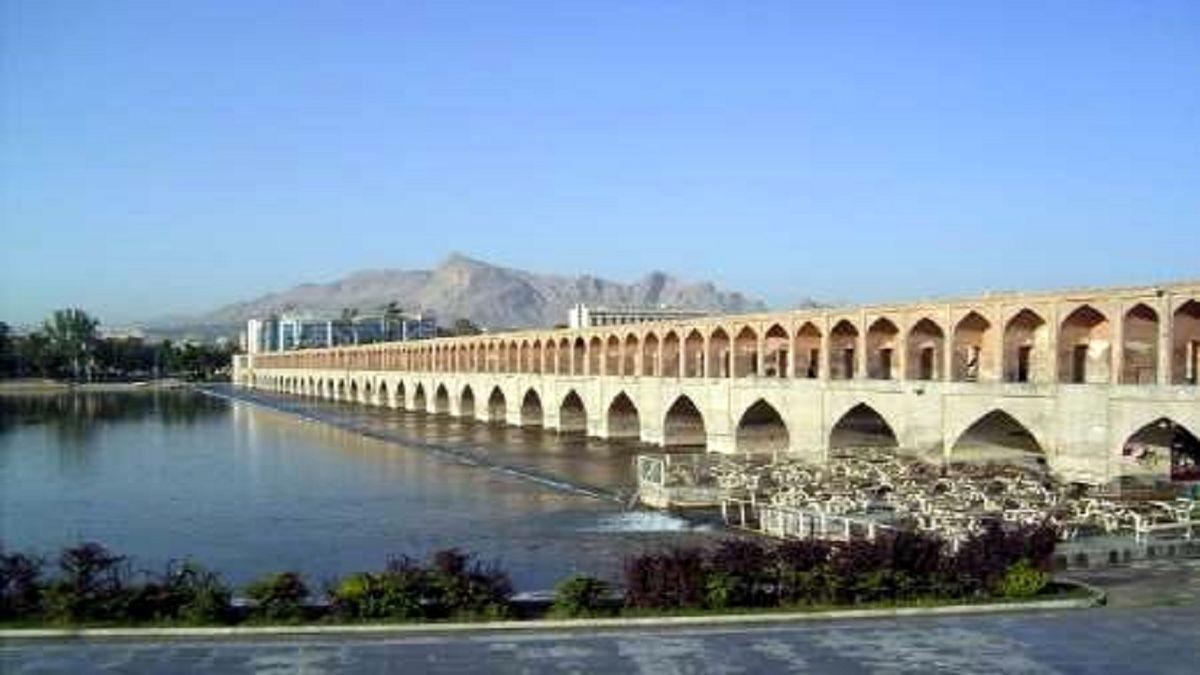 کیفیت هوای اصفهان سالم است / شاخص کیفی هوا 79