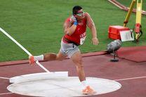 پنجمین طلای کاروان ایران در پارالمپیک توکیو