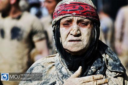 آیین+گل+مالی+و+عزاداری+روز+عاشورا+در+خرم+آباد (1)