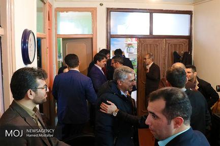 افتتاح سرپرستی خبرگزاری موج در اردبیل