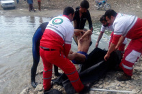 جسد 2 تبعه افغان از سد قره دین ازنا بیرون کشیده شد