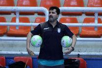 کار ما در جام ملت های فوتسال آسیا سخت خواهد بود