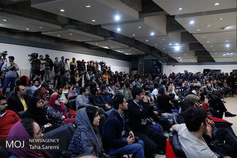 نشست رسانه ای فیلم درخونگاه برگزار شد
