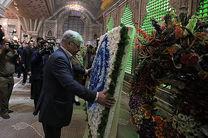 مدیران و کارکنان سازمان تأمین اجتماعی با آرمان های حضرت امام خمینی(ره) تجدید میثاق کردند