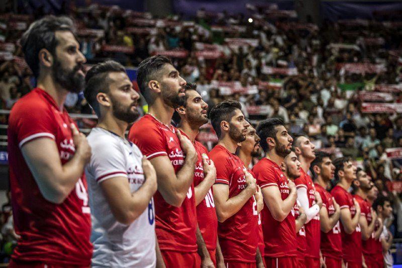 لیست تیم ملی والیبال ایران اعلام شد