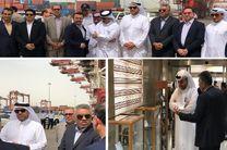 هرمزگان، مقصد پایانی سفر هیات قطری