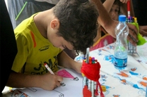 جشنواره دوستی با دریای کاسپین در منطقه آزاد انزلی برگزار شد